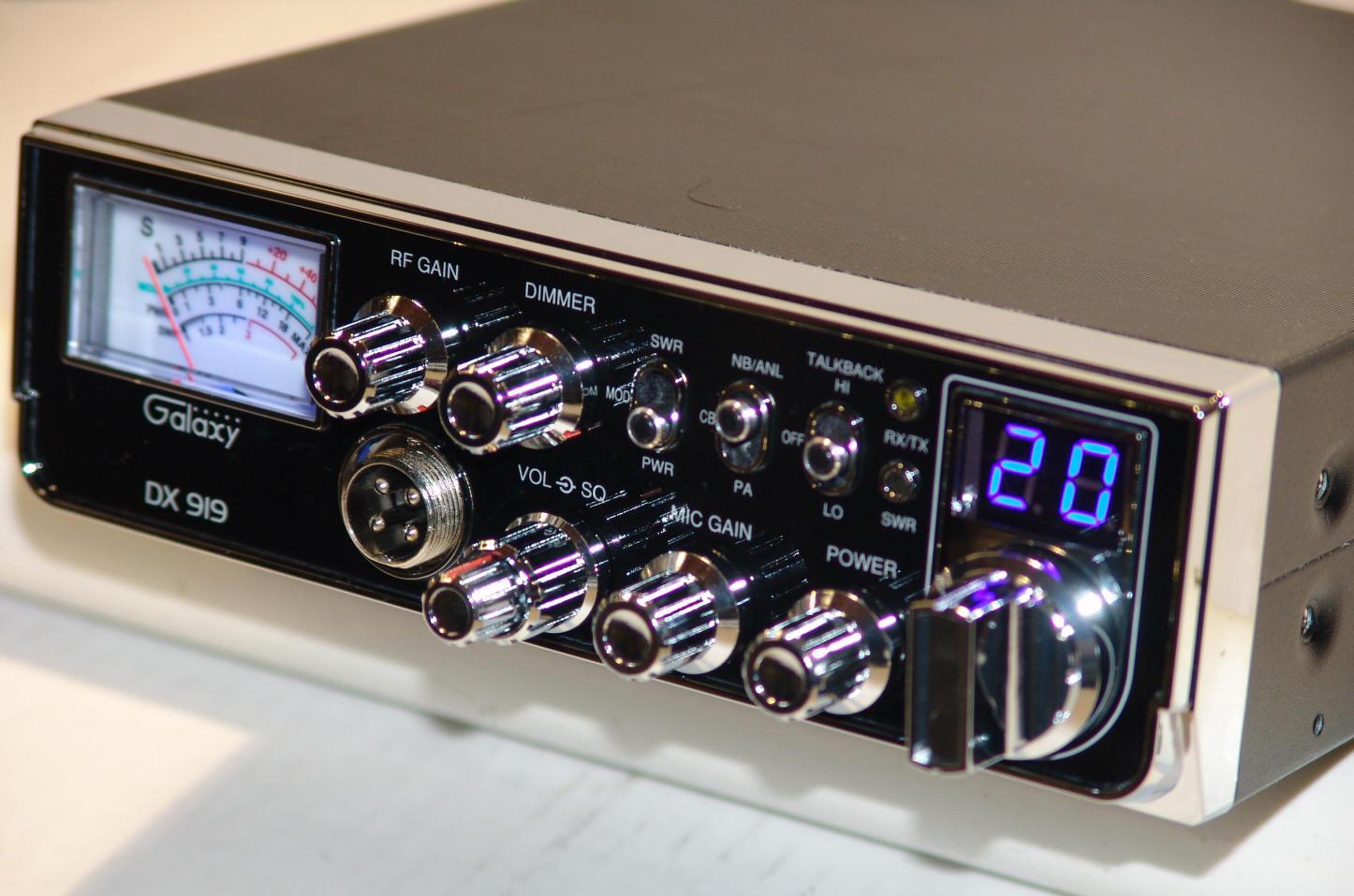 Galaxy dx99v cb radio